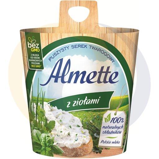 Hochland Ser Almette z ziołami 150g/6szt  kod:5902900000000