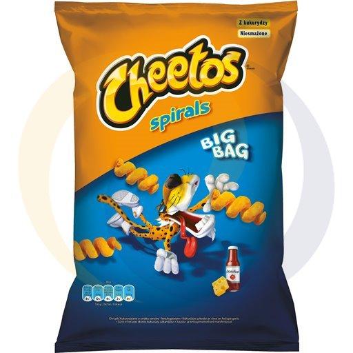 Frito Lay Chrupki Cheetos spirale ser/ketchup 80g/20szt  kod:5900260000000