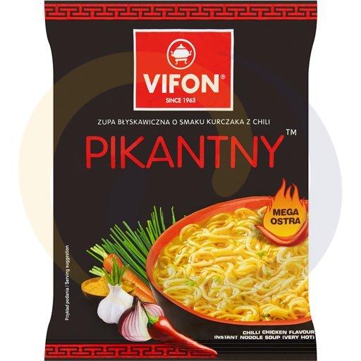 Tan-Viet Zupa Vifon kurczak pikantny 70g/22szt  kod:5901880000000
